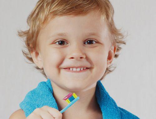 Claves sobre el cepillado dental en niños