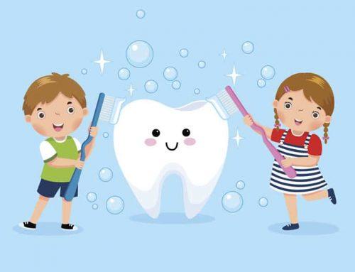Cómo iniciar a los niños en el cuidado de la higiene bucodental